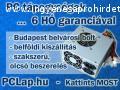 PC Tápegység - garancia, akár beszereléssel