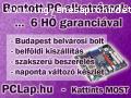 PCI-E, AGP videokártyák -  6 HÓ garanciával