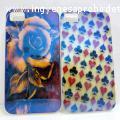 iPhone 4 / 4S Szilikon Opálos Tok többféle mintával
